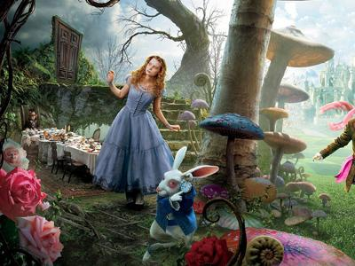 Disney Akan Buat Sekuel Film Alice in Wonderland?