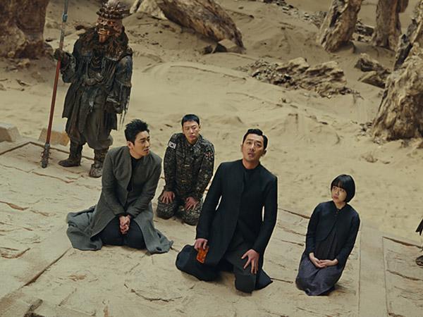 Rekor Baru Penonton Film 'Along with the Gods 2': 3 Juta Dalam 3 Hari!