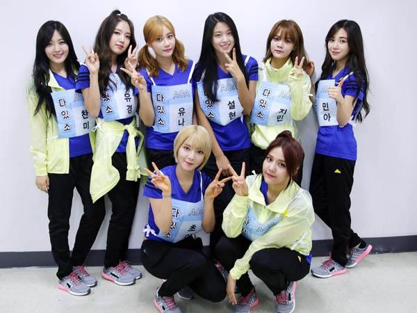 Kontrak Habis, Member AOA Ini Pilih Tinggalkan FNC Entertainment