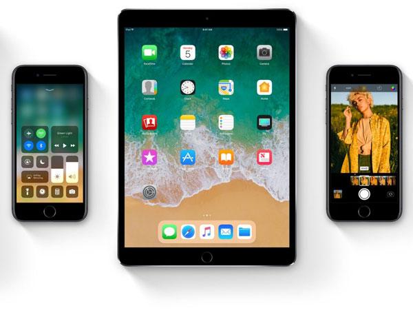 Ini Dia Daftar Gadget Apple yang Dapat Pembaruan iOS 11