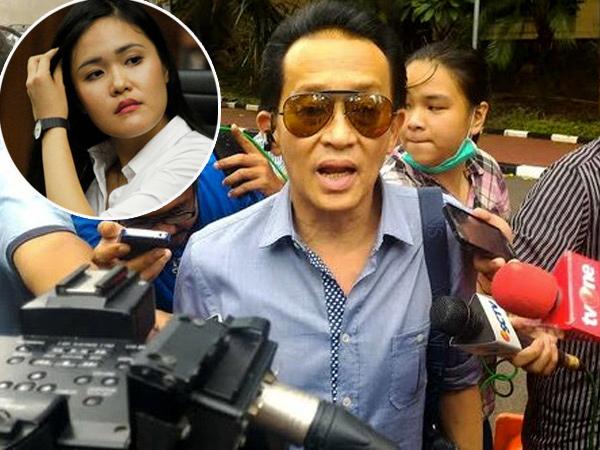 Jika Divonis Tak Membunuh, Ayah Mirna Rela Cium Kaki Jessica Wongso