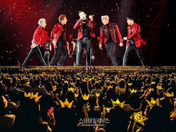 BIGBANG Rayakan Ulang Tahun Debut ke-15, Ini Harapan Fans