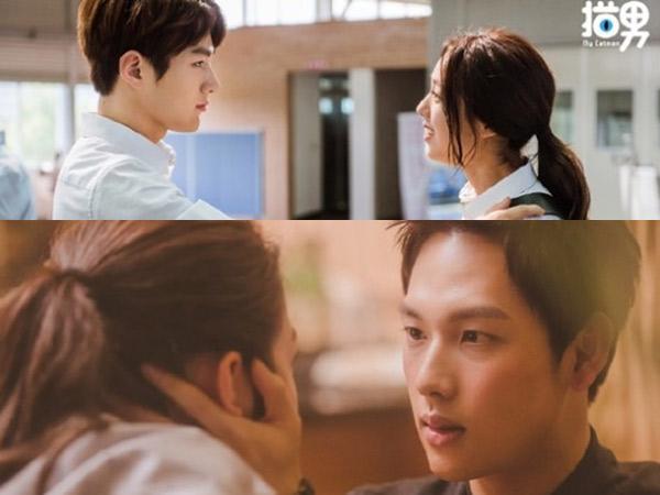 L Infinite dan Siwan ZE:A Siap Bersaing Merebut Hati Chae Soo Bin di Web Drama 'Black Cat'