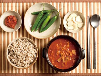 Boribab, Nasi Campur Sehat Dari Korea Selatan