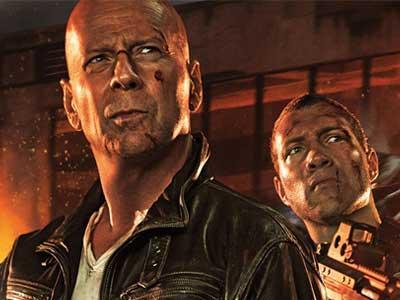 Bruce Willis Brutal Dalam Clip Pertama Die Hard 5