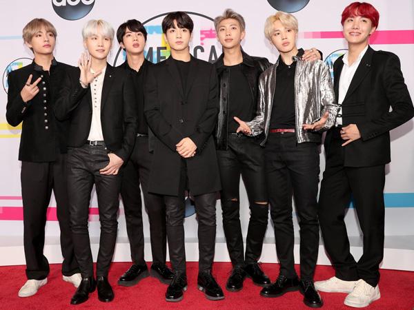 BTS Masuk Nominasi American Music Awards 2018, Fans Justru Tak Puas?