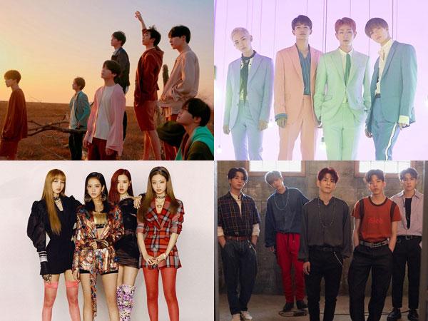 Deretan Album K-Pop yang Berhasil Masuk Chart BillBoard World Albums Minggu Ini