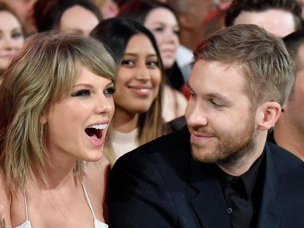 """Calvin Harris: """"Pacaran dengan Talyor Swift Buatku Sangat Bahagia"""""""
