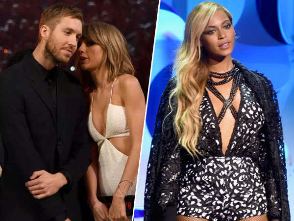 Calvin Harris Pilih Kerja Sama dengan Beyonce Ketimbang Taylor Swift, Apa Alasannya?