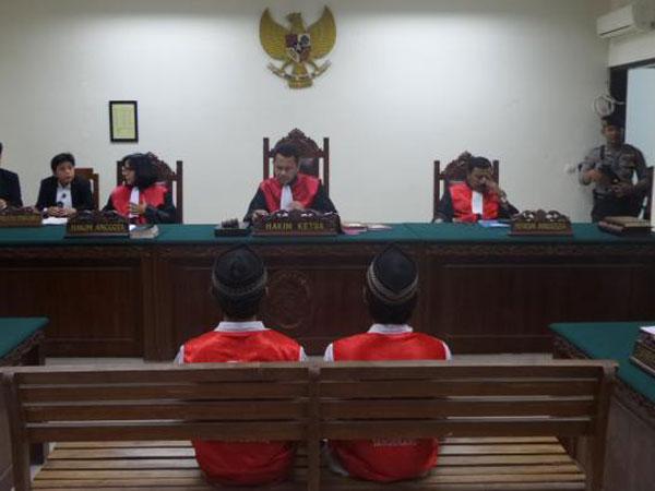 Yakin Tak Bersalah, Terdakwa Vonis Mati Pembunuh Gadis Dengan Cangkul Mengaku Karena Dipaksa?