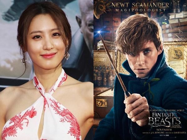 Aktris Korea Ini Dikonfirmasi Bintangi Sekuel Film 'Fantastic Beasts and Where to Find Them'!