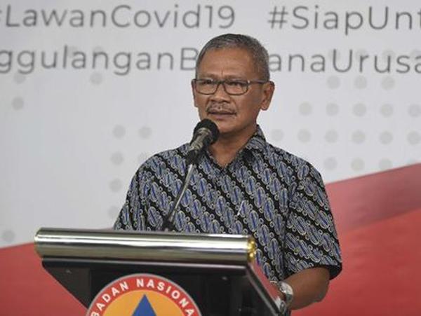 Angka Positif Corona Indonesia Pecahkan Rekor Capai 2.657 Kasus Sehari