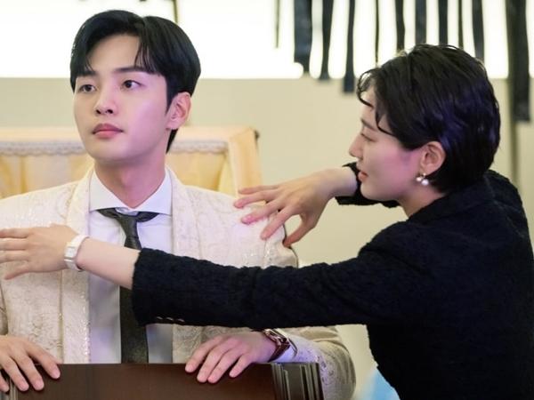 Park Gyu Young dan Kim Min Jae Tunjukkan Keromantisan di Dali and Cocky Prince