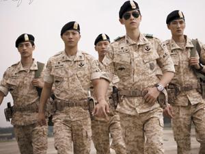 Sukses Besar di Awal Tayang, Ini Rahasia dari Drama 'Descendants of the Sun'