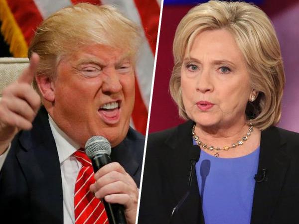 Donald Trump Ungguli Hillary Clinton di Pilpres, Warga Amerika Berniat Pindah ke Kanada?