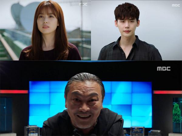 Drama 'W' Episode 8-9: Ingin Kisahnya Kembali Normal, Cerita Baru Malah Semakin Rumit