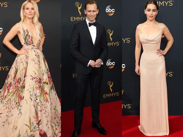 Selebriti dengan Penampilan Red Carpet Terbaik dan Terburuk di Emmy Awards 2016