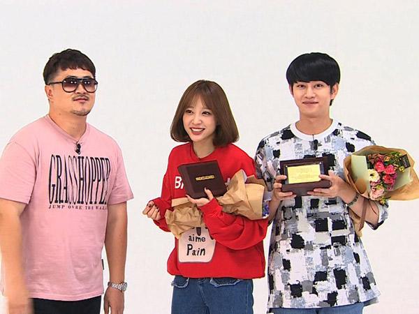Resmi Mundur, Hani EXID dan Heechul Super Junior Berikan Salam Perpisahan di 'Weekly Idol'
