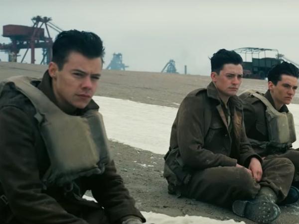 Ikut Perang Dunia II, Harry Styles Berjuang Untuk 'Pulang' di Trailer Terbaru 'Dunkirk'