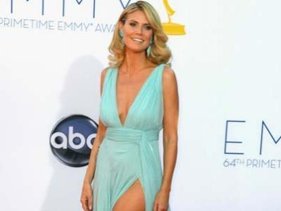 Heidi Klum Jadi Host MTV Europe Music Awards 2012
