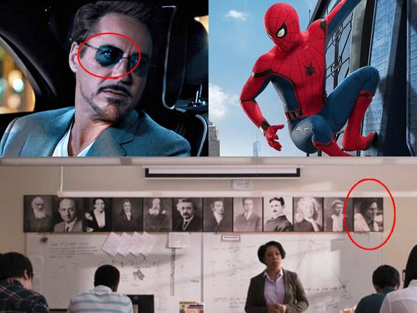 Kode-kode yang Tak Disadari Muncul di 'Spider-Man: Homecoming' Ini Bikin Fans Gemas