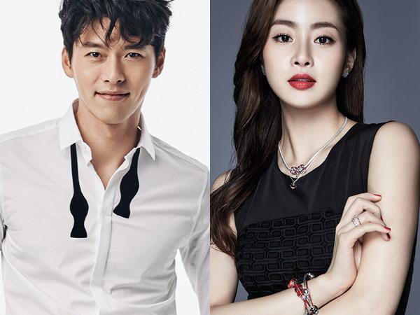 Selamat, Agensi Konfirmasi Hubungan Asmara Hyun Bin dan Kang Sora!
