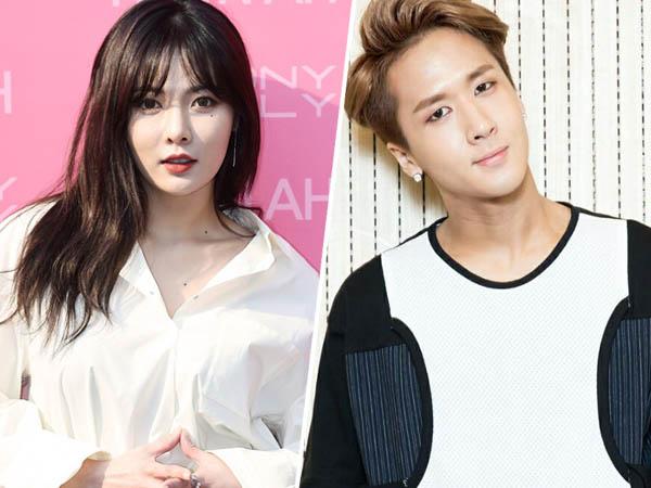 Lagi, Bukti-Bukti Rumor Pacaran Kini 'Serang' Hyuna 4Minute dan RAVI VIXX!