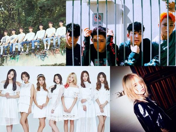 Siap Bersaing Ketat, Inilah Sederet Idola K-Pop yang Debut di November 2016!