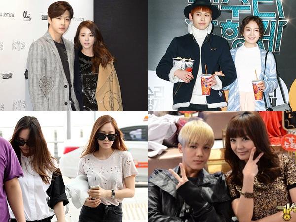 Ini Dia 4 Idola K-Pop Kakak Beradik yang Selalu Kompak Tampil Modis