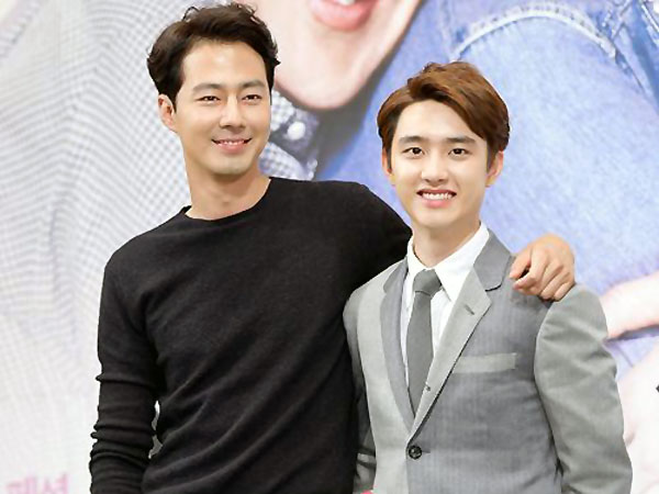 Film Mana Sih yang Berhasil Buat D.O EXO 'Jatuh Cinta' Dengan Jo In Sung?