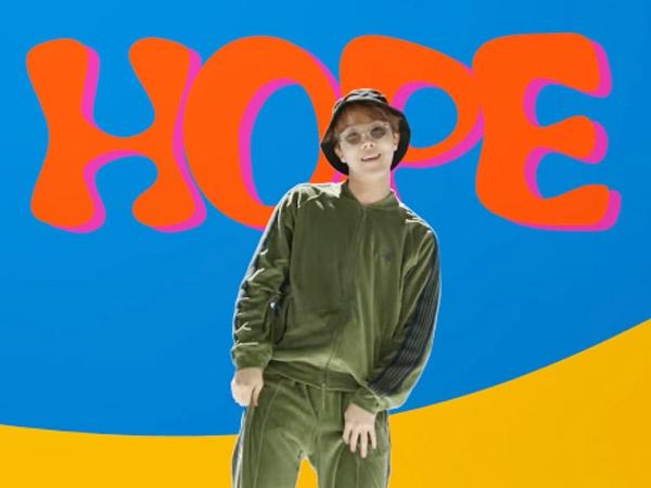 #HIXTAPEisComing, J-Hope BTS Resmi Luncurkan Album Mixtape Perdananya!