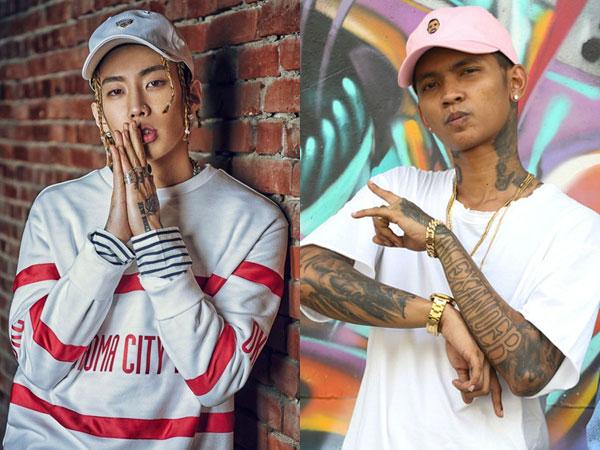 Saling Follow di Instagram, Jay Park dan Young Lex Akan Lakukan Kolaborasi?