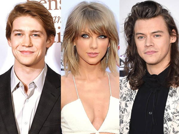 Lagu 'Ready for It' Taylor Swift Dibuat Untuk Harry Styles atau Joe Alwyn?