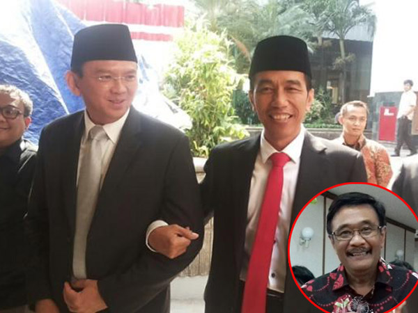 Tiga Janji Jokowi-Ahok yang Diselesaikan Gubernur Djarot di 10 Hari Terakhir Jabatan