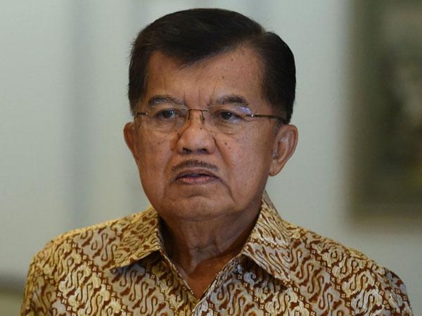 Media Asing Tulis Soal Pilkada DKI, Jusuf Kalla: Pemberitaan Tidak Adil