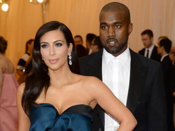Kim Kardashian Ultah Ke-36, Kanye West Unggah Video Masa Kecil Sang Istri