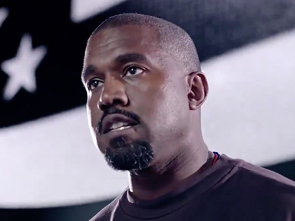 Kanye West Rilis Video Kampanye Pertamanya