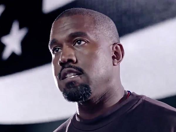 Kanye West Rilis Video Kampanye Pertamanya