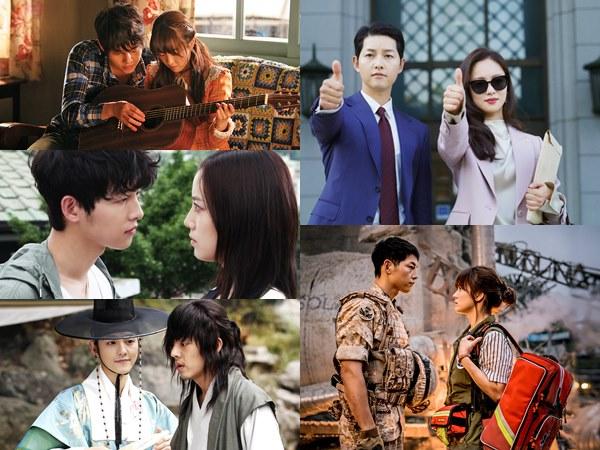 5 Karakter Ikonik yang Diperankan Song Joong Ki