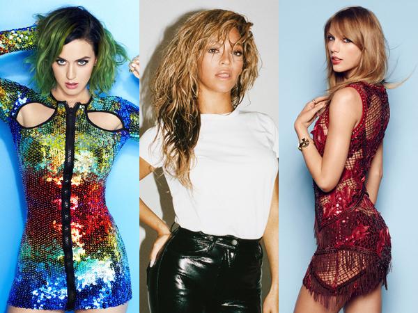 Inilah Para Penyanyi Perempuan dengan Penghasilan Terbanyak di Tahun 2014!