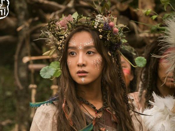 Kim Ji Won Ungkap Alasan Terima Peran Wanita Purba di Drama 'Asadal Chronicles'