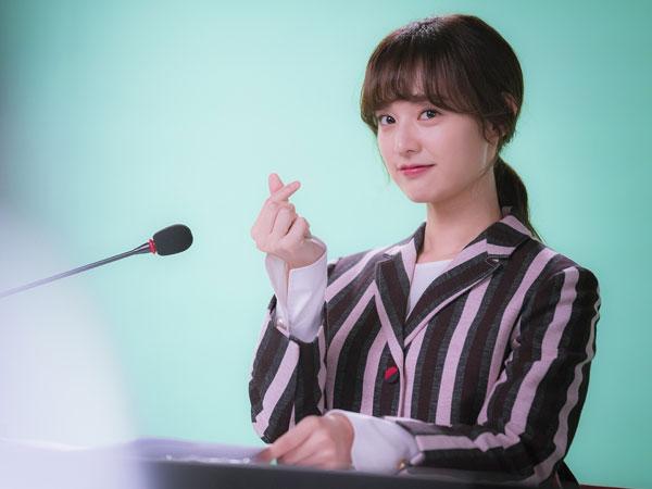 Berbeda dari 'DOTS', Kim Ji Won Ungkap Pesona Karakternya di Drama 'Fight My Way'