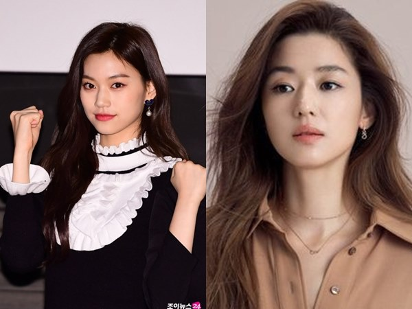 Doyeon Weki Meki Jadi Versi Muda Jun Ji Hyun di Drama Mount Jiri