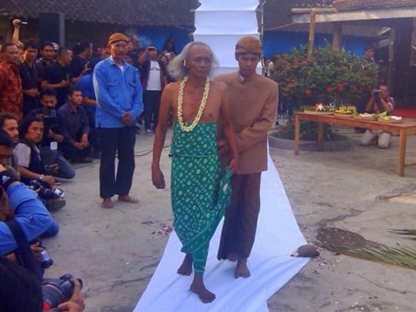 Heboh Seorang Pria di Jawa Timur Menikah dengan Makhluk Halus!