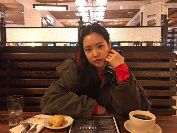 Agensi A Pink Angkat Bicara Soal Postingan Kontroversial Naeun di Instagram