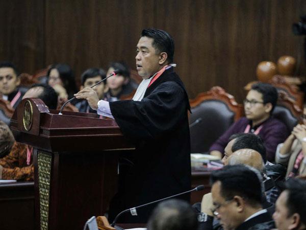 Penegasan KPU Mengapa Link Berita dari Kubu Prabowo-Sandi Tak Bisa Jadi Bukti Di Sidang MK