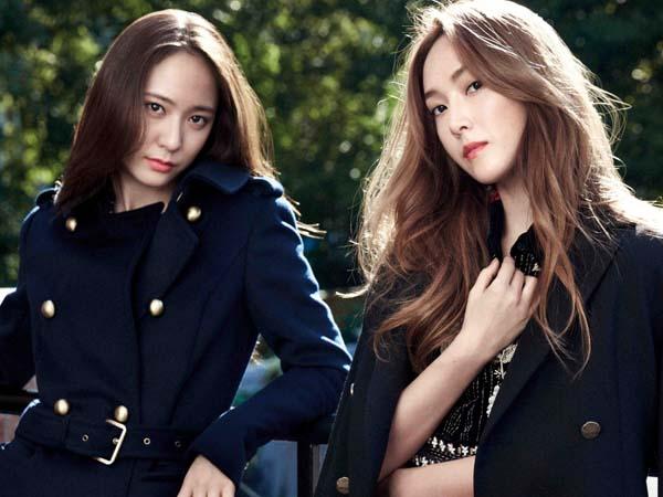 Sama-sama Sempurna, Ternyata Hal Ini Bikin Krystal f(x) Iri dengan Jessica Jung?
