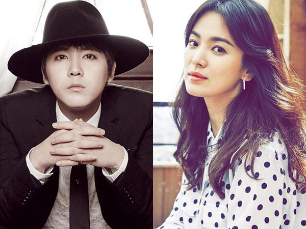 Ngefans Berat, Hongki FT Island Punya Bantal Bergambar Song Hye Kyo?