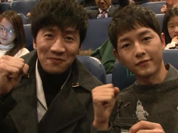 Sempat 'Cemburu', Lee Kwang Soo Kembali Pamer Persahabatannya dengan Song Joong Ki!