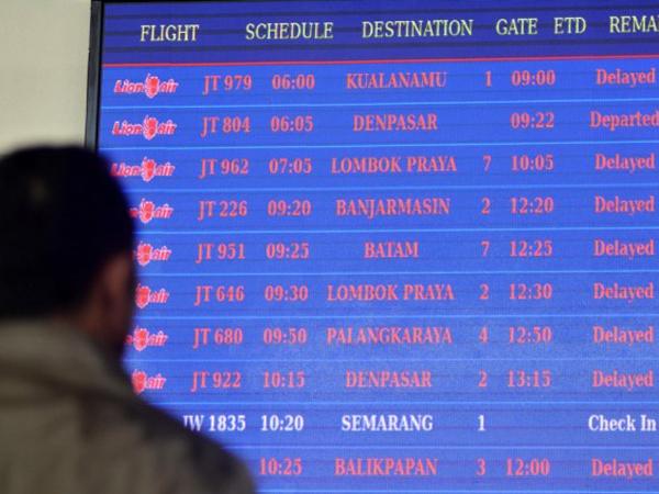 Delay Berjam-jam, Penumpang Lion Air Emosi Hingga Blokir Eskalator
